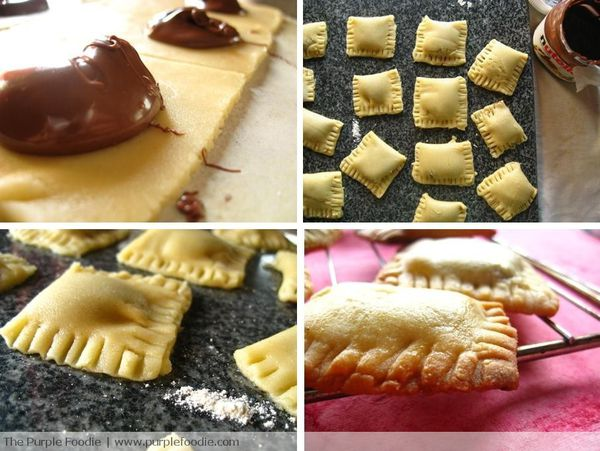 Nutella Pop Tarts!