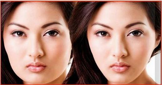 comment perdre du poids sur votre visage facilement astuces beaut sant et maison. Black Bedroom Furniture Sets. Home Design Ideas