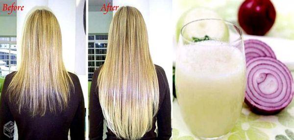 4 recettes de jus efficace pour vous donner forts, sains et cheveux pleins