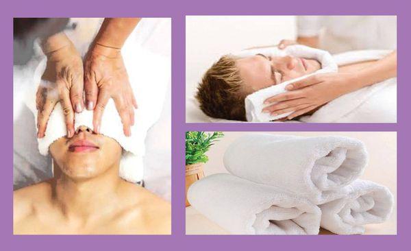 En seulement 3 minutes, serviette vous aide à se débarrasser d'un mal de tête!