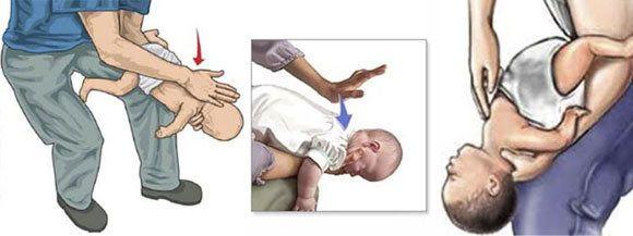 QUE FAIRE SI VOTRE ENFANT SE RETROUVE AVEC UN OBJET OU DE LA NOURRITURE?