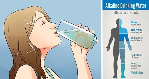 Comment faire de l'eau alcaline afin de lutter contre la fatigue, problèmes digestifs et le cancer?