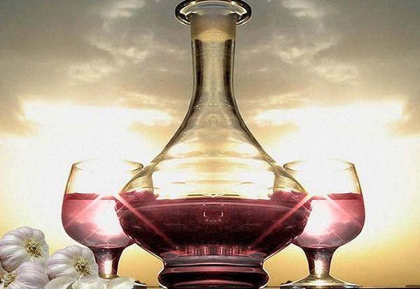 Miraculeuse Ail Blanc boissons vous aidera à battre des centaines de maladies