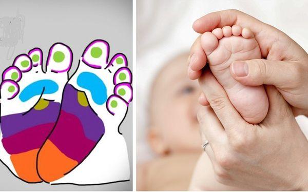 Comment apaiser la douleur d'un bébé grâce à la réflexologie plantaire ? Voici les astuces à connaître