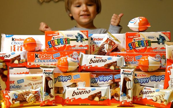 Des substances &quot&#x3B;potentiellement cancérogènes&quot&#x3B; dans les Kinder Chocolat et Kinder Maxi