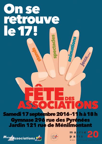 Retrouvez nous au forum des associations samedi 17/09