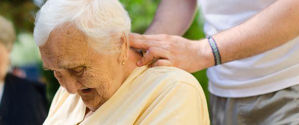 Le massage-bien-être en maison de retraite