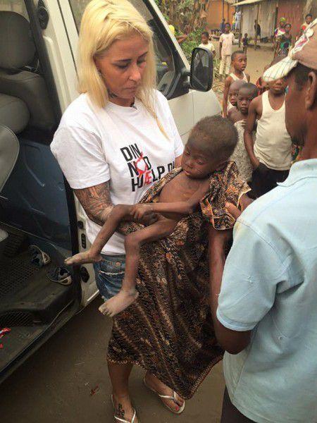 Remember The Boy Who a failli mourir de faim? Voir à quoi il ressemble aujourd'hui! (Photos)