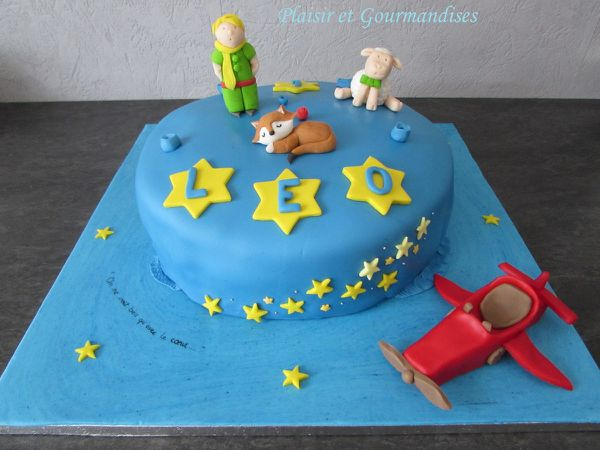 Gâteau Le Petit Prince