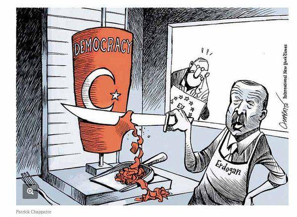 Et vogue la galère turque...