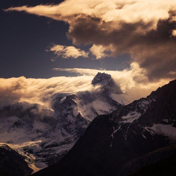 Patagonie au Chili.
