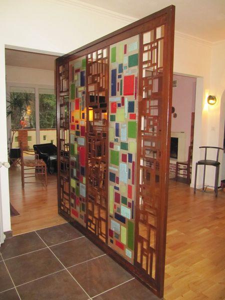 claustra en fer et verre le blog de vitraux beziers
