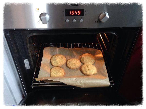 Cookies Chocolat blanc &amp&#x3B; Noix de Pecan