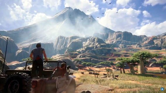 PS4, Uncharted : un autre &quot&#x3B;making of&quot&#x3B; à voir immédiatement.