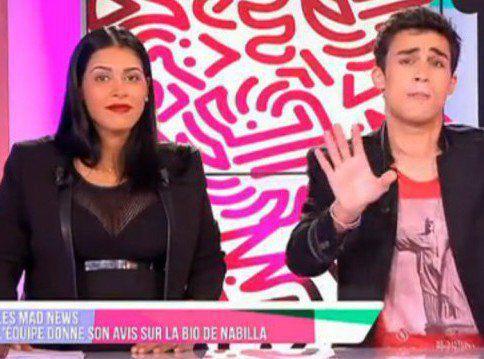 Télé / Mad Mag : Ayem Nour de retour, Martial évincé