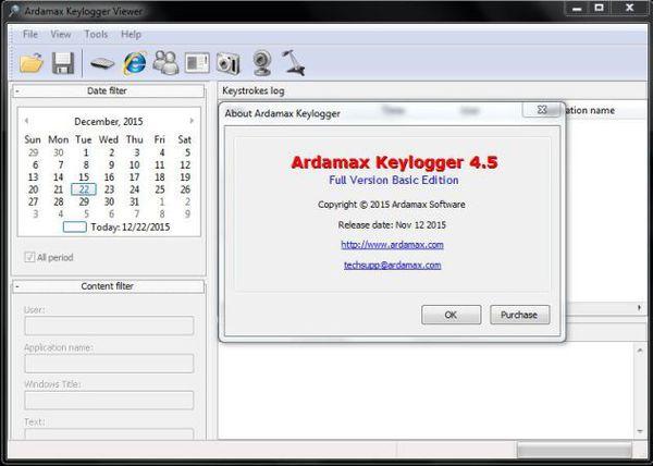 Ardamax Keylogger  4.5 + Crack