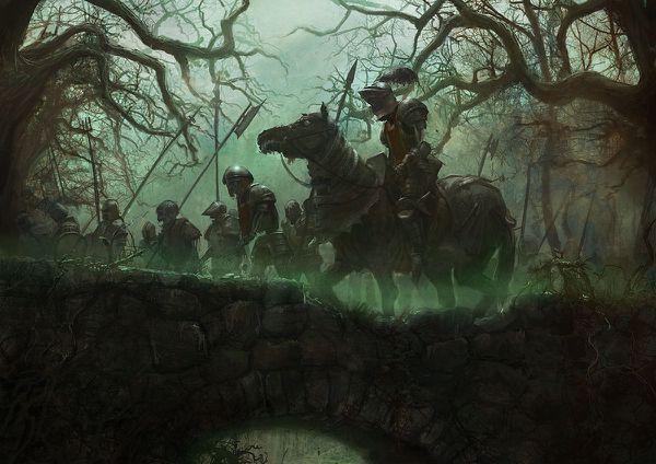 L'armée des morts