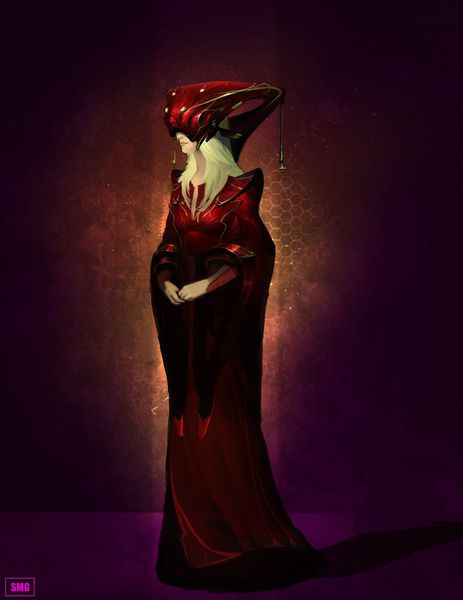 Red Oracle