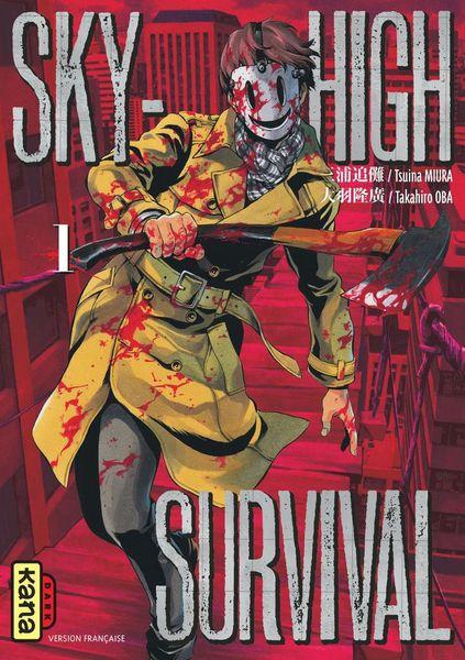 Killer Instinct &amp&#x3B; Sky-High Survival