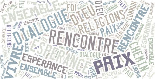 &quot&#x3B; dialogue &quot&#x3B; avec les autres religions