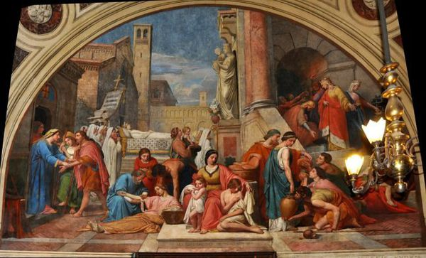 7 œuvres de miséricorde spirituelle