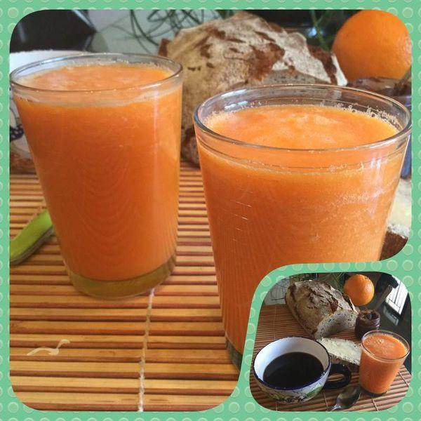 Cocktail ACE Orange Carotte Citron