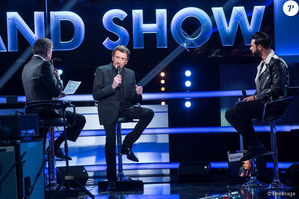 Johnny Hallyday: Le Grand Show, samedi 28 novembre 2015 à 20H45 sur France 2.
