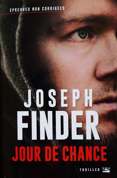 Jour de chance - Joseph Finder