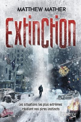 Extinction - Matthew Mather