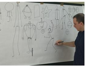 AA1. Drawing the body