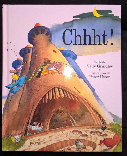 Chhht! (un livre à lire tout bas)