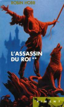 chronique 5 l'assassin royal tome 2: l'assassin du roi de Robin Hobb