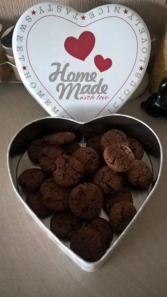 Ils sont pas mignons mes cookies ?