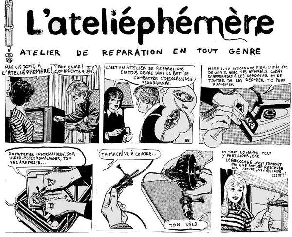 #ateliephemere