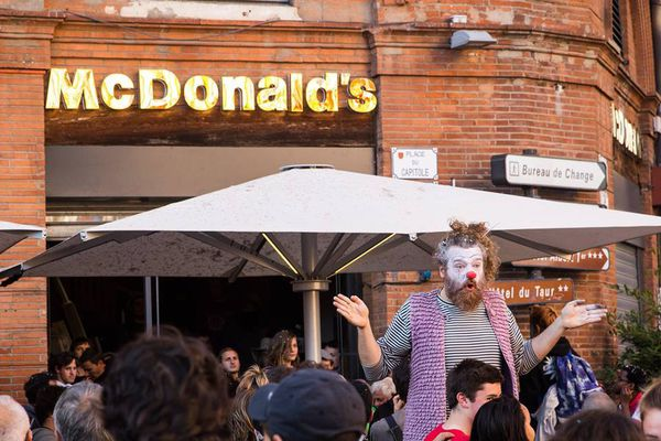 #McDoToulouse
