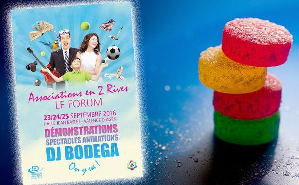 Forum des associations 23 au 25 septembre