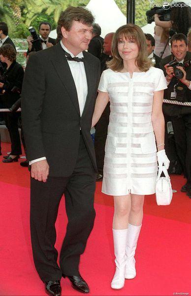 Karen Cheryl et Jerome Bellay à Cannes