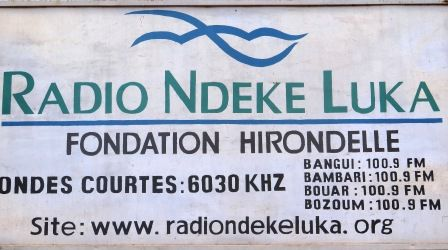 La Direction de Radio Ndeke Luka