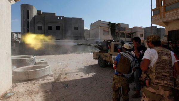 Libye : l'armée subit de lourdes pertes