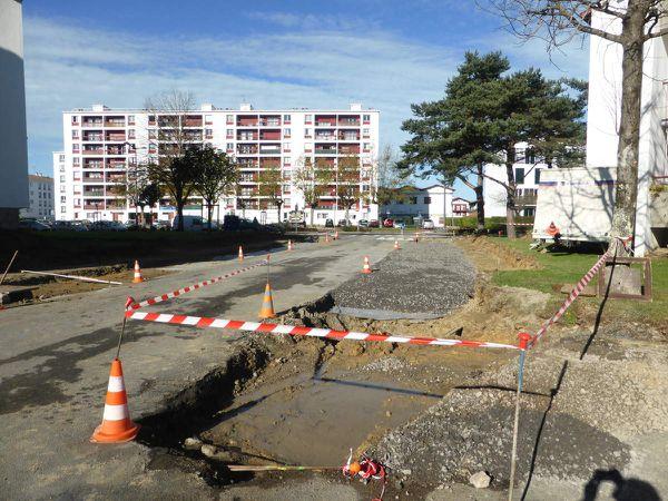 Vives réactions au ré-aménagement de la Place de la Soule