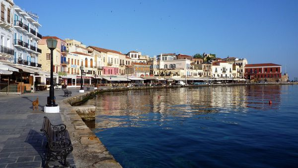 A full-day tour of chania greece