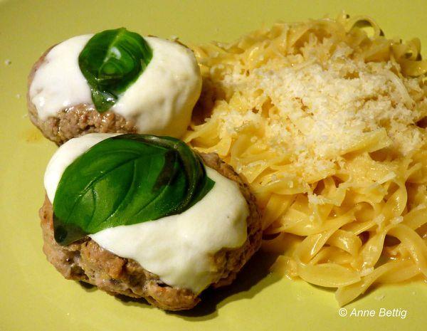 Steak haché italien