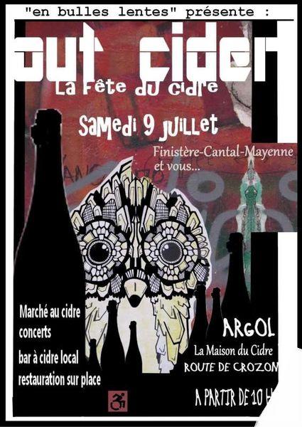 Fête du cidre / argol (29) / 9 juillet 2016 / Concerts
