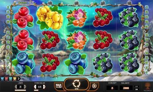 Yggdrasil's Winterberries slot review