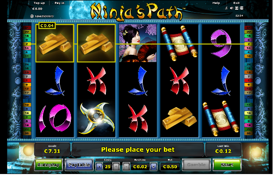 Ninja's Path slot review