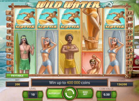 Wild Water online slot review