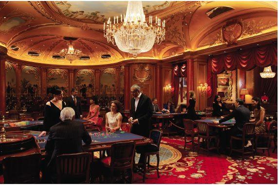 Evolution Gaming conclue un partenariat avec le Ritz Club de Londres