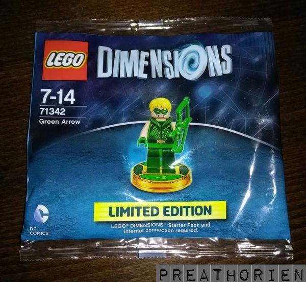 Green Arrow Lego Dimensions