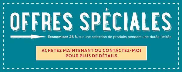 Offres spéciales - semaine 2
