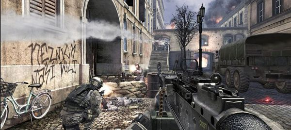 Call Of Duty : Modern Warfare 3 - fin
